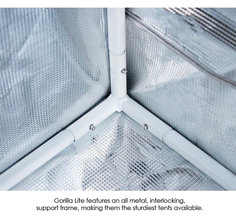 Gorilla Grow Tent Frame Corner