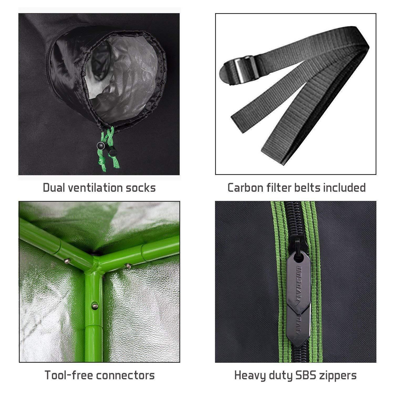 Grow Tent Frame Parts