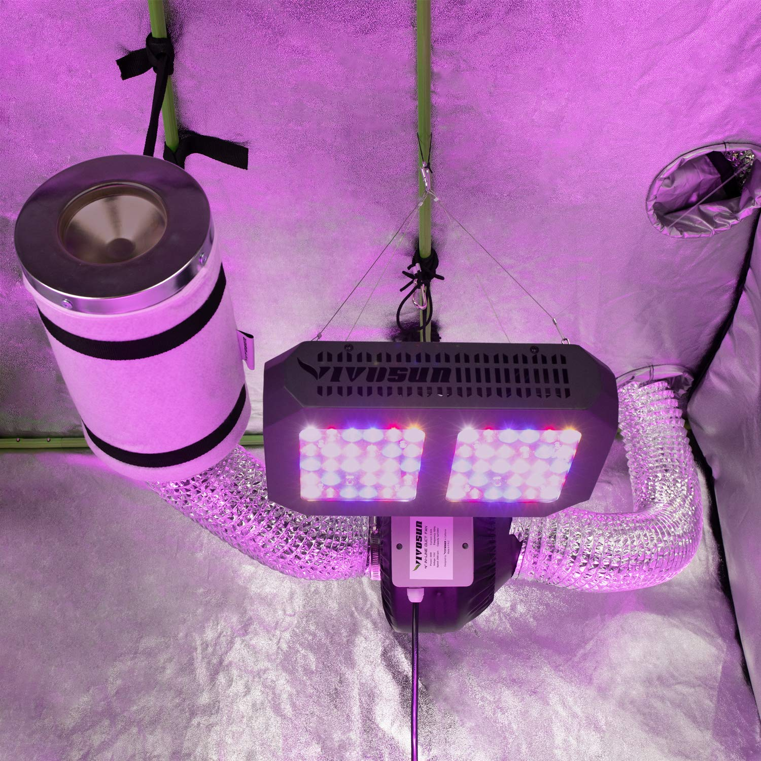 Grow Tent Ventilation Humidity and Heat: What You Need to Know