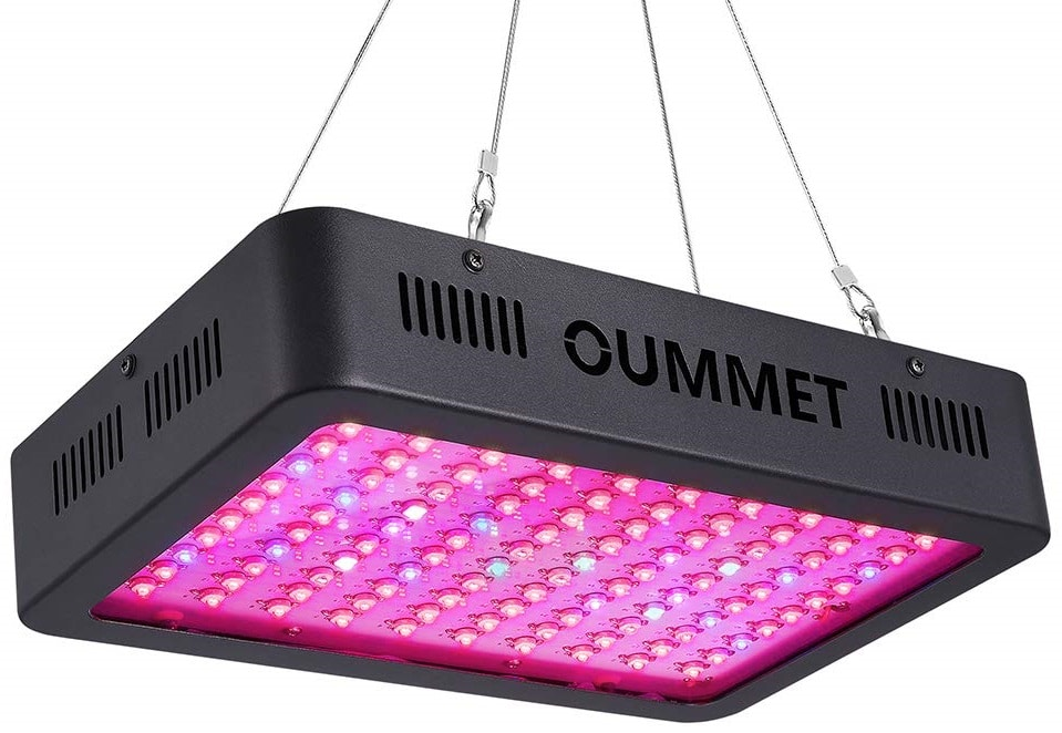 OUMMET 1000W Plant Growing Lights for Indoor Plants