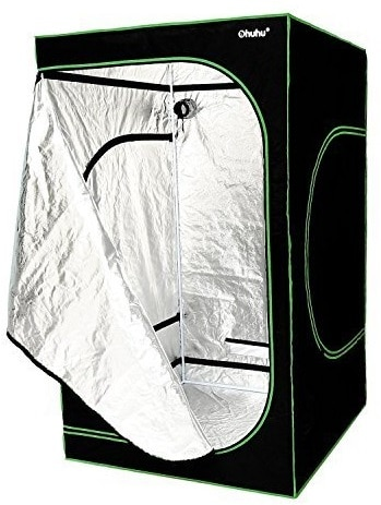 Ohuhu 48″x 48″x 80″ Growing Tent