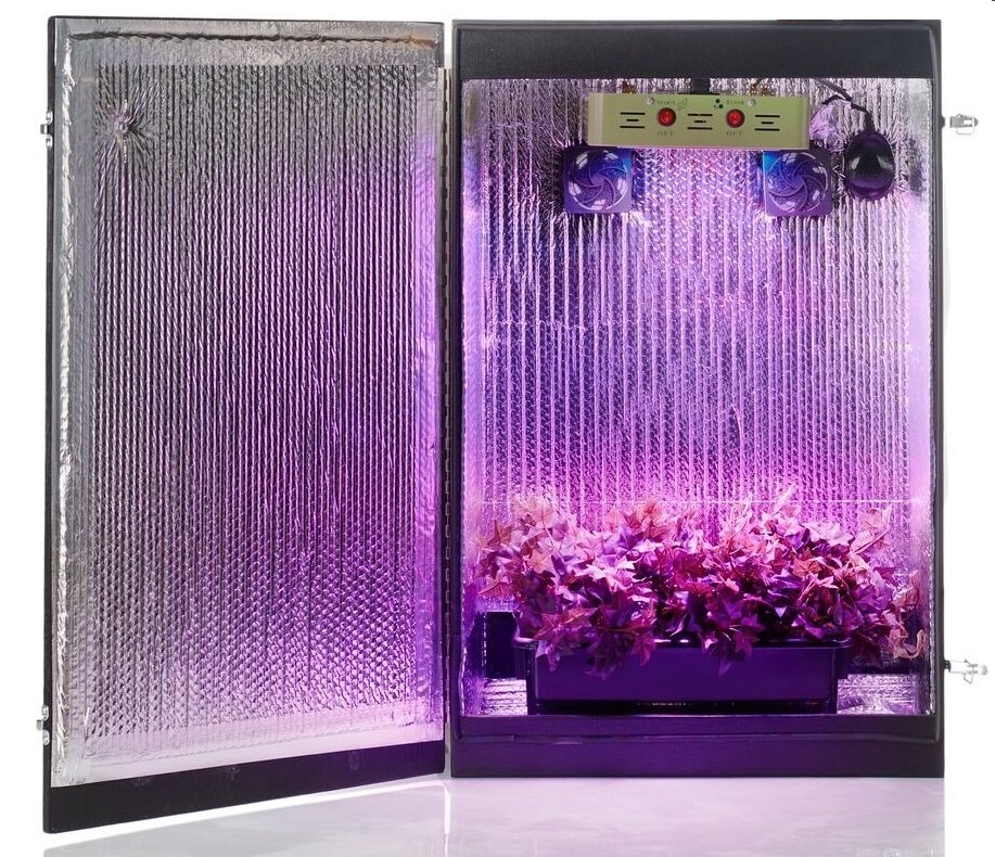 9 Plant LED Grow Box