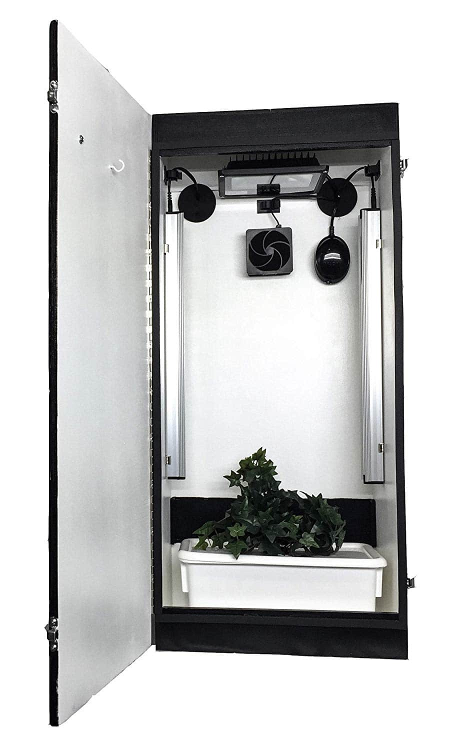 Cash Crop 6.0-2 Plant Hydroponics LED Grow Box
