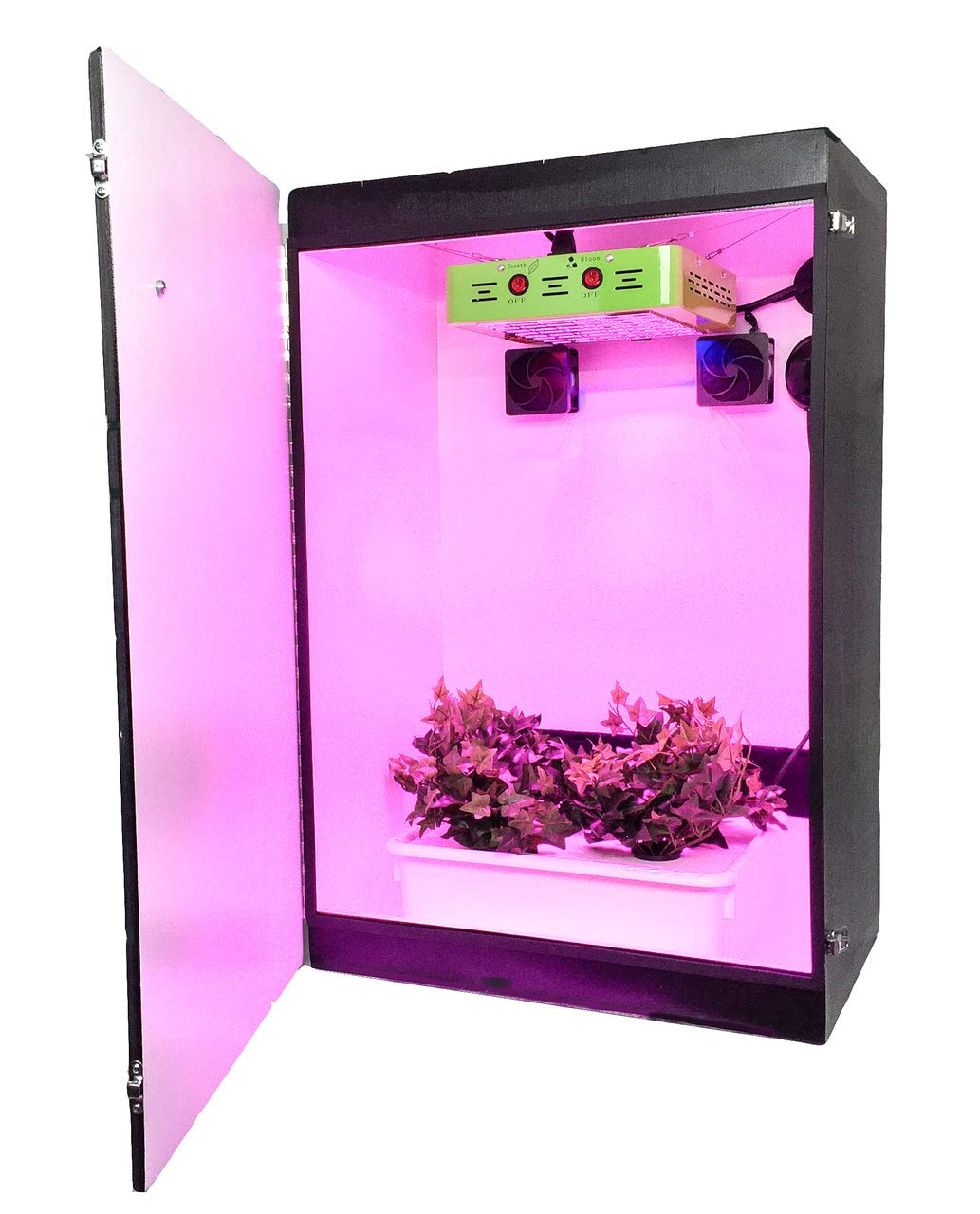 Grandma's Secret Garden 5.0-4 Plant Hydroponics Grow Box