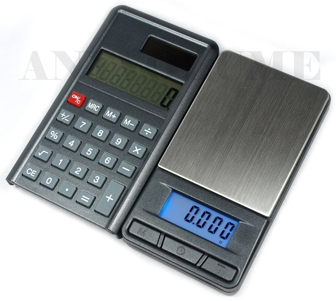 Horizon PCC-100 Digital Scale and Calculator