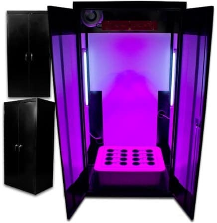 Supercloset Superbox Turnkey Grow box