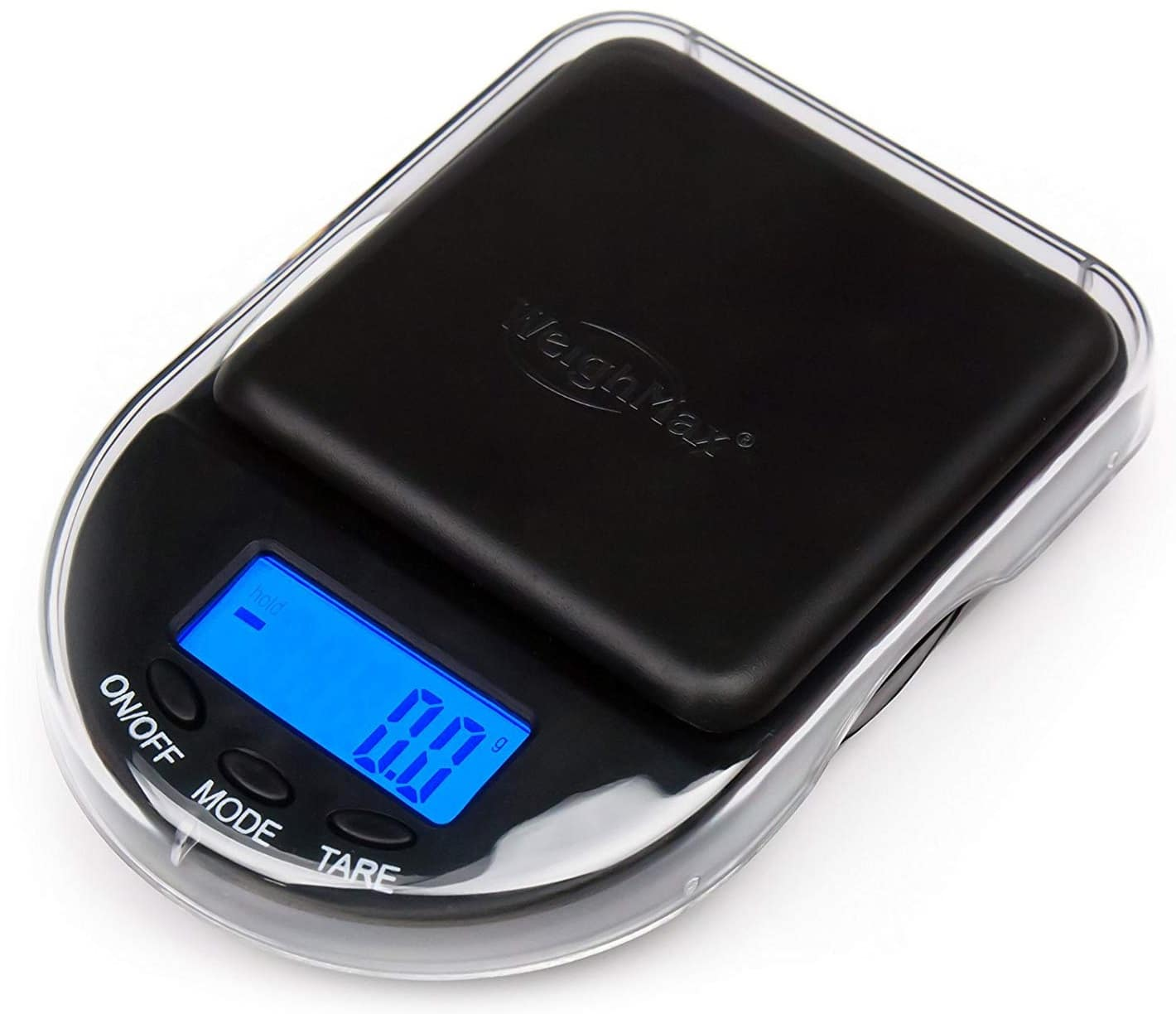 Weighmax EX-650C Black Digital Coin