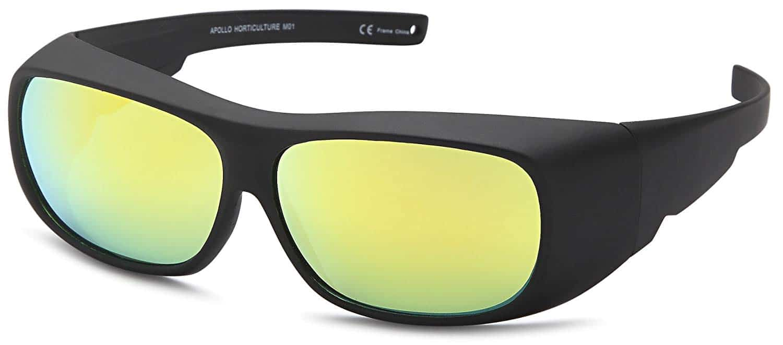 Apollo Indoor Hydroponic Grow Room UV400 Glasses Grower2