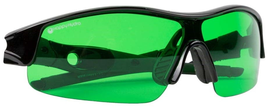 Happy Hydro UV Protection LED Glasses For Grow Rooms