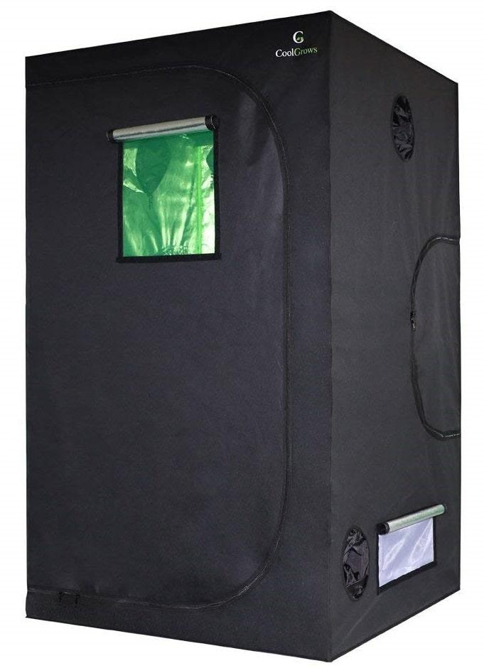 Cool Grow 48″x48″x80″ Mylar Indoor Growing Tent