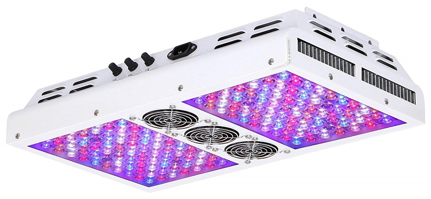 VIPARSPECTRA Dimmable PAR700 700W LED Grow Light