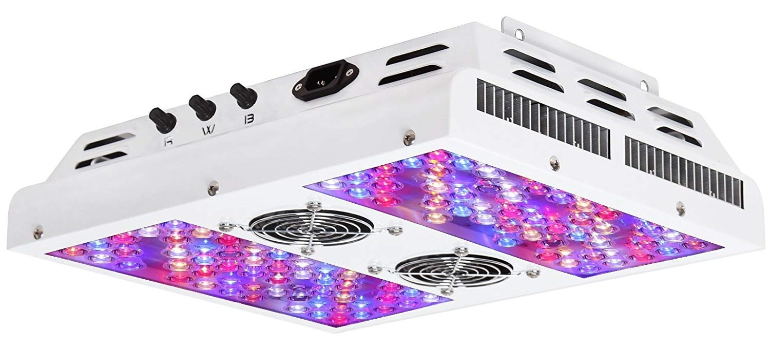 VIPARSPECTRA Dimmable Series PAR450 450W LED Grow Light
