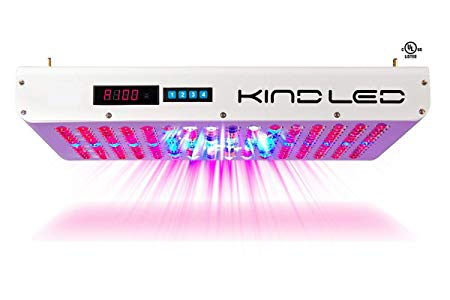Kind K5 XL750 750W LED Grow Light Hydroponic Full Spectrum Review