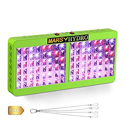 Mars Hydro Reflector 480W LED Grow Light Full Spectrum Review Coupon