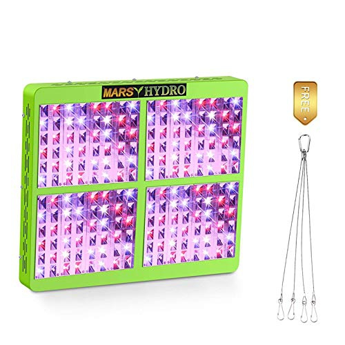 Mars Hydro Reflector 960w LED Grow Light Full Spectrum Review Coupon