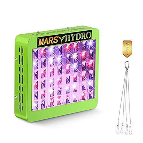 Mars Hydro Reflector 240W LED Grow Light Full Spectrum Review Coupon