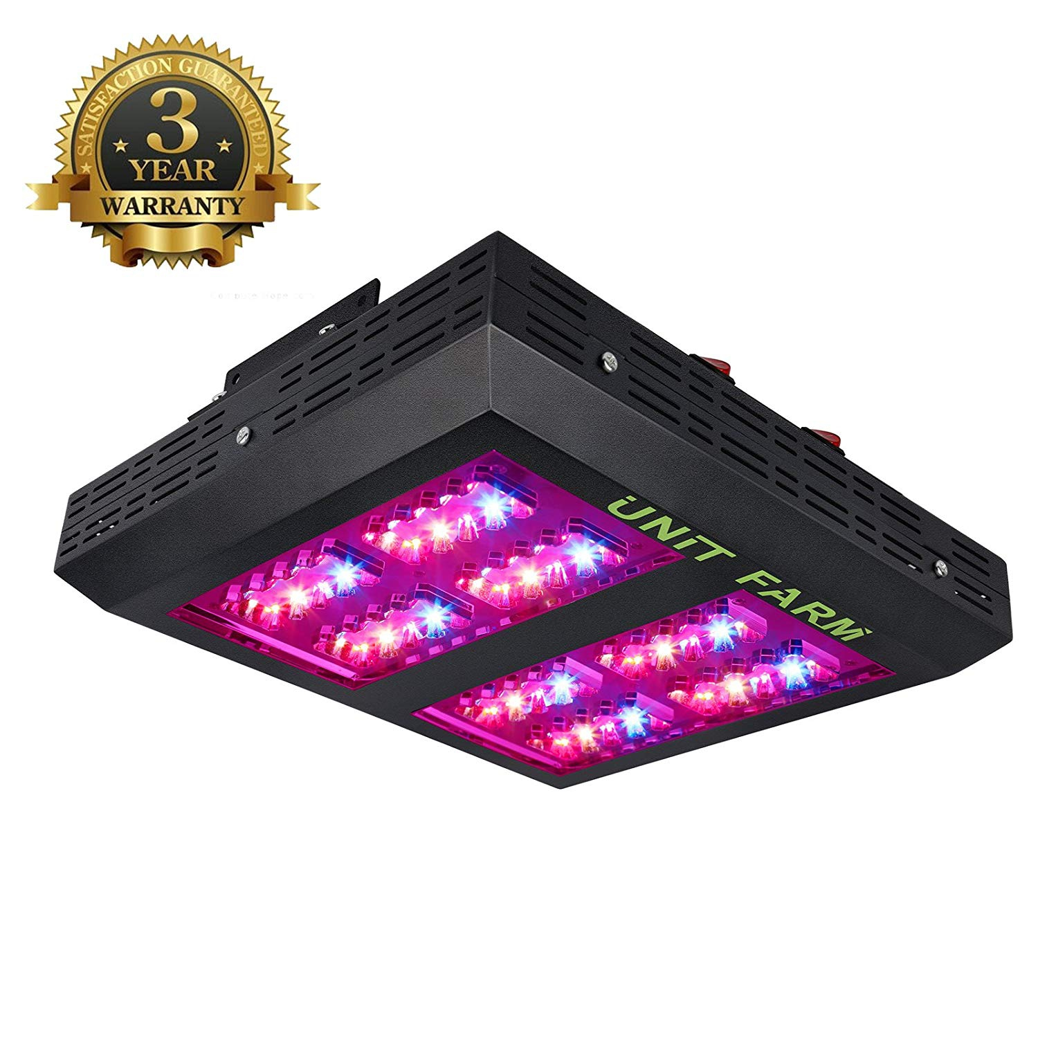 Unit Farm UFO 80 LED Grow Light Full Spectrum 170W Review Coupon